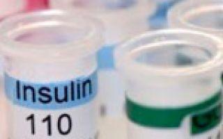 Растворимый генно-инженерный инсулин