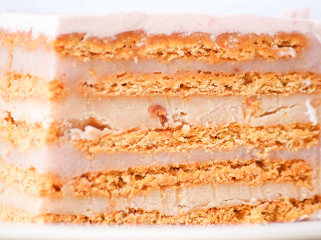 Тортик для диабетиков 2 типа