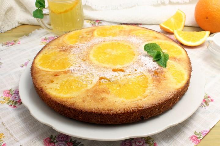 пирог-с-апелсинами
