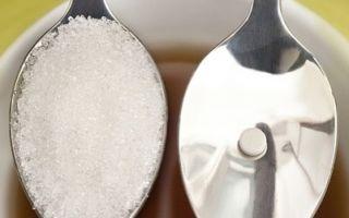 Чем можно заменить сахар при диабете