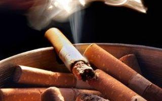 Курение при сахарном диабете