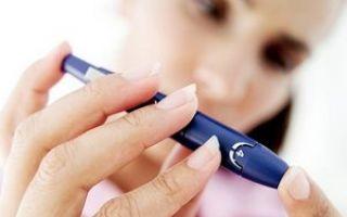 Осложнения сахарного диабета на поздней стадии