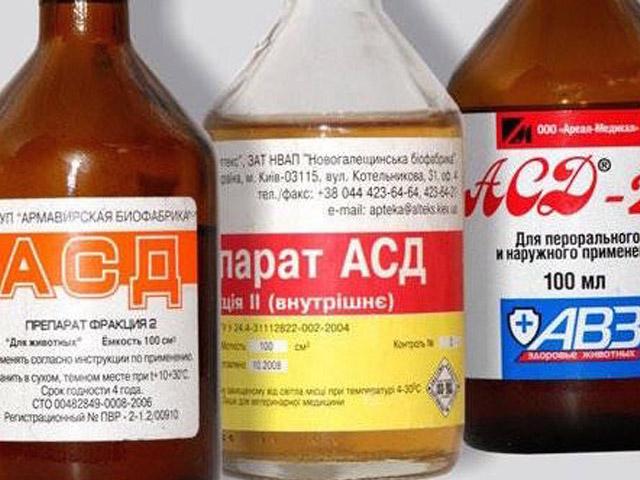 АСД фракция 2 при сахарном диабете