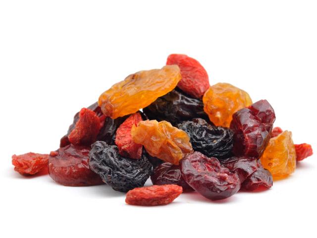 Сухофрутки для диабетиков