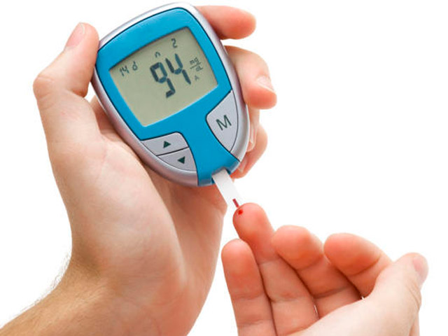 Перевести показатели сахара в крови