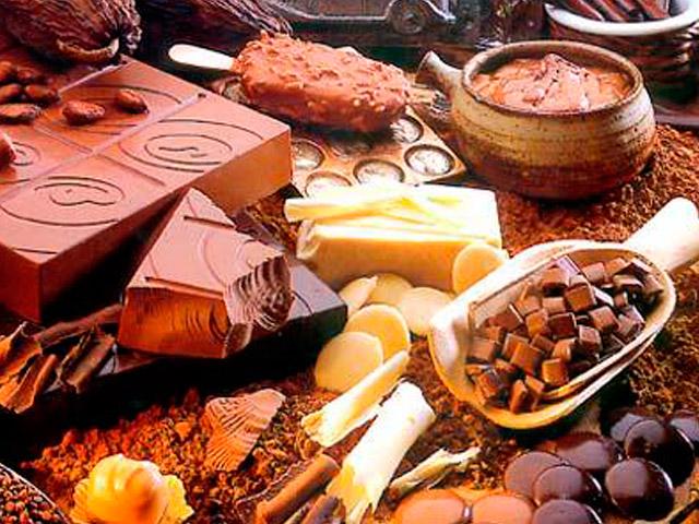 Разный шоколад для диабетиков