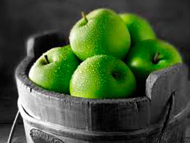 Зеленые яблоки для людей с СД