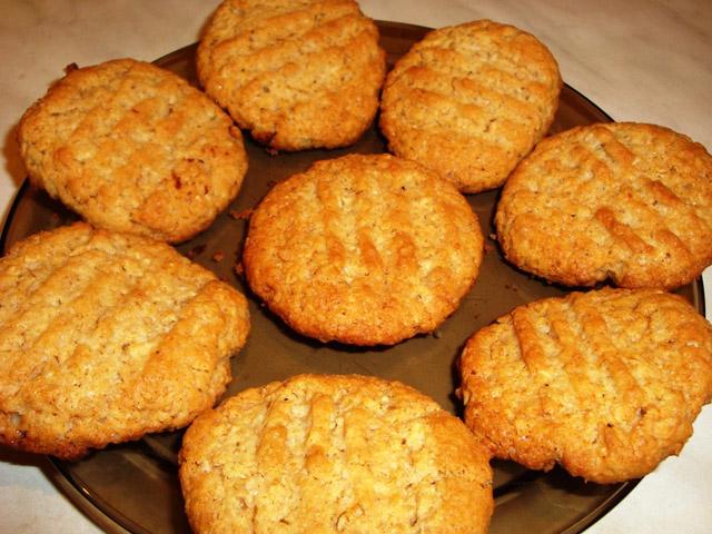 Диетическое печенье для людей с СД