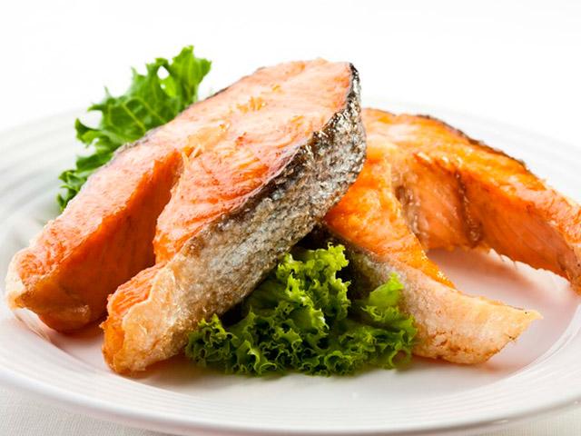 Рыба готовая для диабетиков