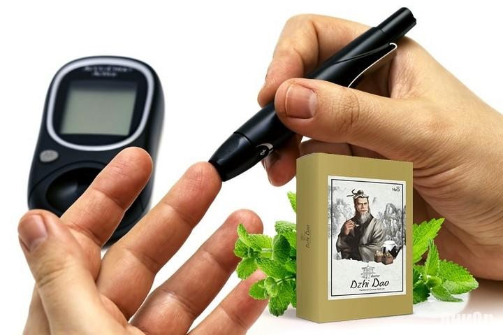 джи дао от диабета