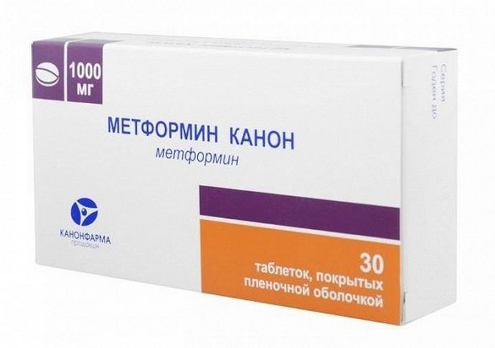 metformin canon