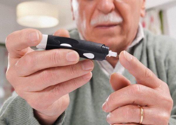 Диабет 2 типа у мужчин последствия