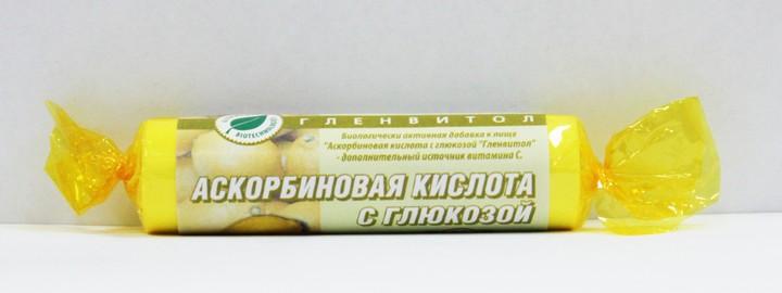 аскорбинка с глюкозой