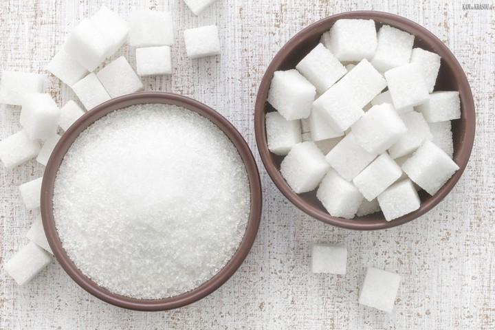 белый-сахар