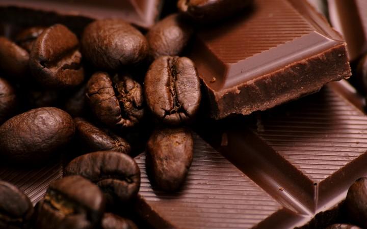 черный шоколад