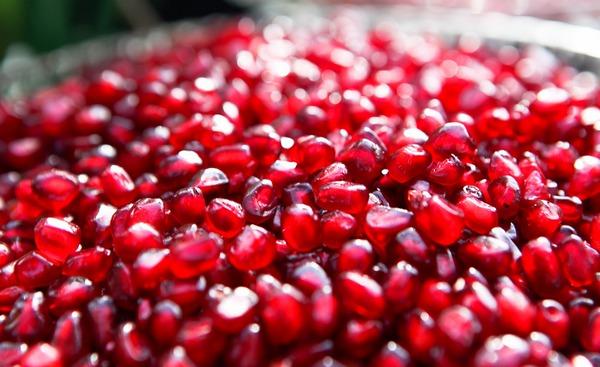 ягоды граната