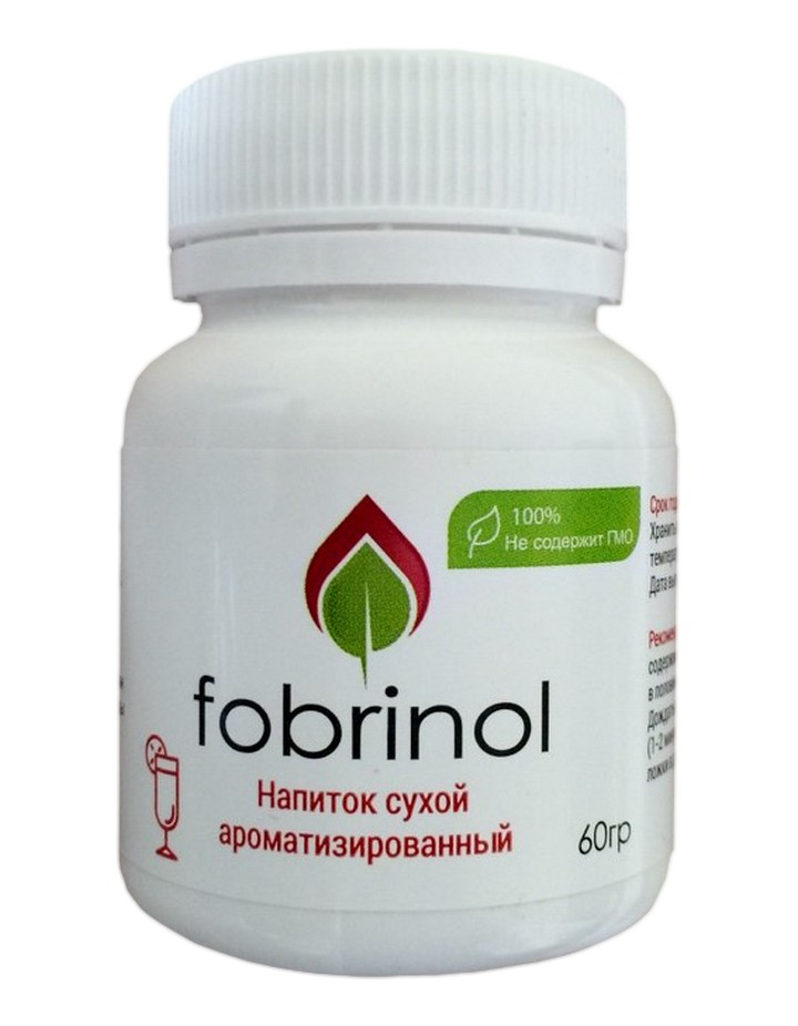 напиток-фобринол