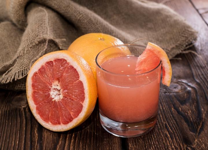 сок из грепфрута